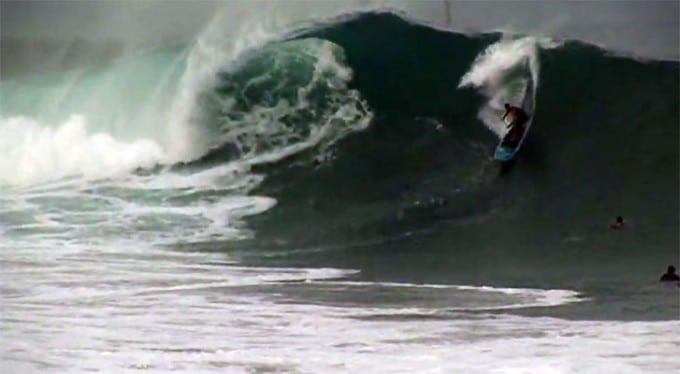 Surfer The Wedge en stand up paddle c'est possible !