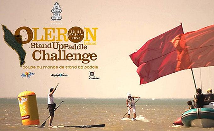 Championnat du Monde de Stand Up Paddle à l'assaut des Forts Charentais