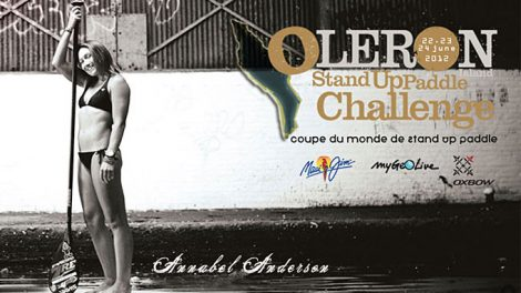 Oléron Island Stand Up Paddle Challenge 2012 dans les starting-blocks !