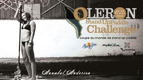Oléron Island Stand Up Paddle Challenge 2012 dans les starting-blocks !