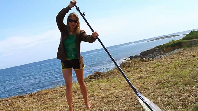 Passer la barre et aller au large en Stand Up Paddle