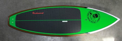 Redwood Paddle, nouvelle Classic de la gamme Source