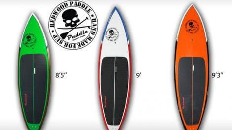 Redwood Paddle, nouvelle gamme Classic board