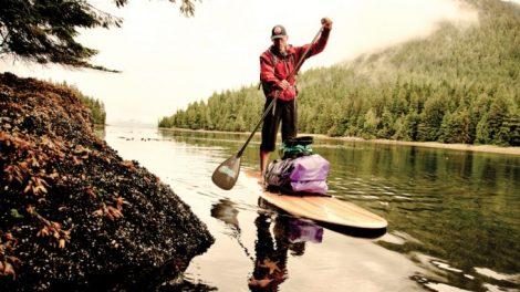 Stand, une aventure en stand up paddle à travers la Great Bear Rainforest !