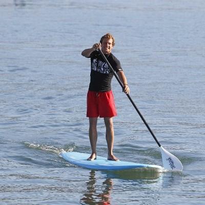 Stand up paddle 500 10'5x29 époxy de Décathlon