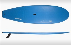 Le stand up 100 10'X33'' en mousse de Decathlon