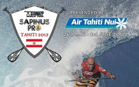Standup World Tour Sapinus Pro 2012