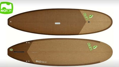 Notox propose son stand up paddle révolutionnaire !