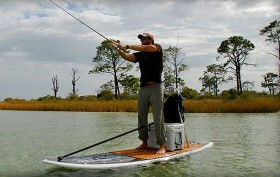 BOTE Fish Paddle Surf, les spécialistes de la pêche en stand up paddle