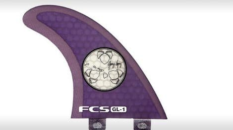 Gerry Lopez GL-1 stand up paddleboard Fin de FCS