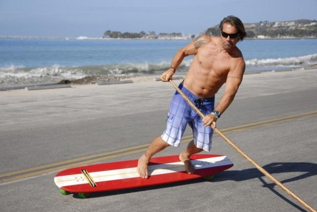 Big Stick, une autre manière de faire du stand up paddle !