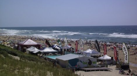 Coupe de France de Stand Up Paddle Biscarrosse 2012