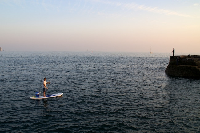 Le nouveau stand up paddle gonflable Red Paddle 10'6