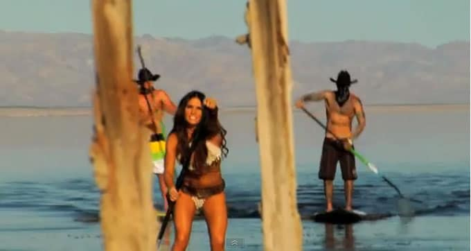 Vidéo Rogue stand up paddle Outlaws so Hot !