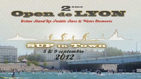 2ème Open de Lyon Sup in Town Septembre 2012