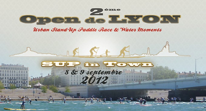 2ème Open de Lyon Sup in Town Septembre 2012
