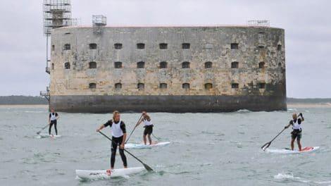7ème édition du Fort Boyard Challenge 2012