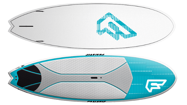 Nouvelle collection AllWave 2013 de stand up paddle Fanatic