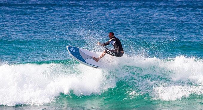 Nouvelle collection AllWave 2013 de stand up paddle Fanatic