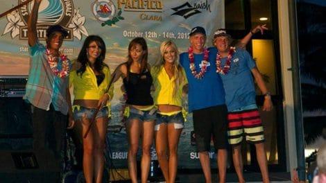 Kai Lenny, champion du monde de stand up paddle pour la 3ème fois !