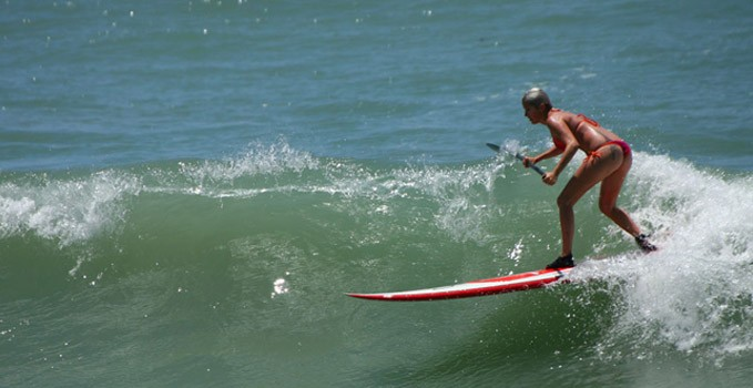 Pagaies ou rames Corran stand up padlle board