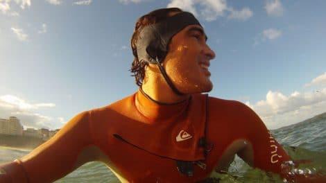 SurfMuff, une combinaison pour les oreilles !