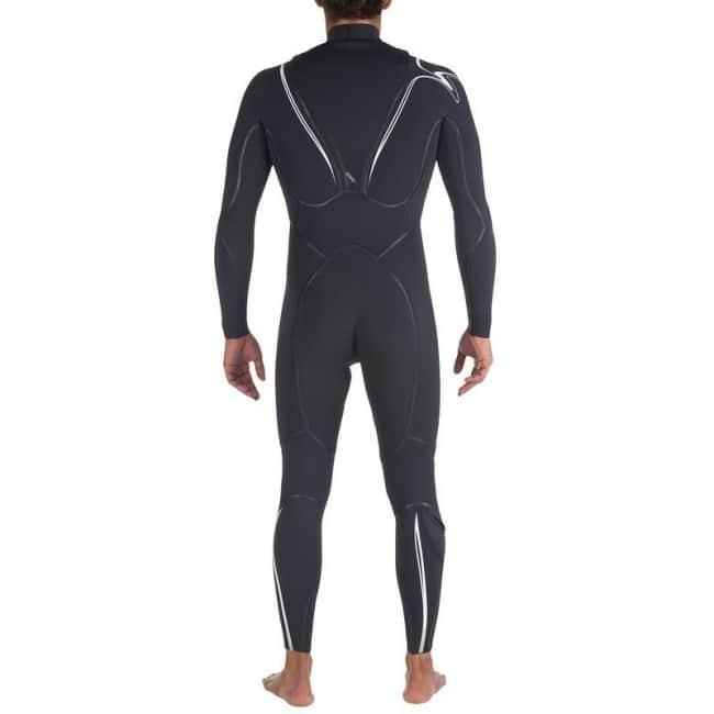 Combinaison Décathlon Surf 900 4/3 FZ
