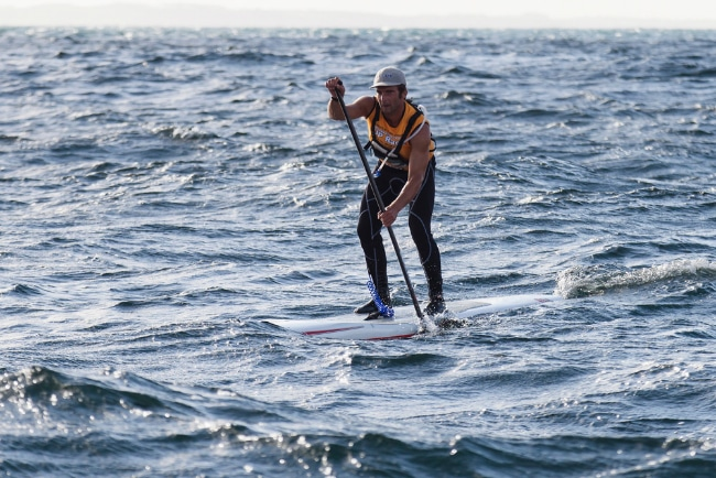 Championnats de France de Sup Race 2012