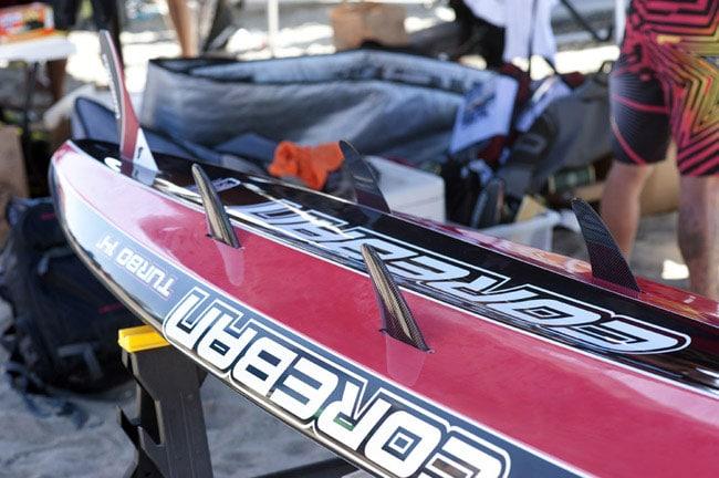 La nouvelle planche stand up paddle Coreban 14′ Turbo 2013