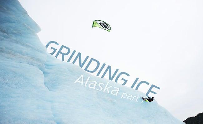 Faire du Sup et du Kite en Alaska avec Naish !
