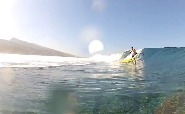 stand-up-paddle-video-tahiti