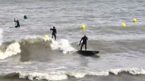 Faire du Sup Surfing en Suisse !