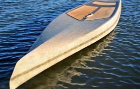 Stand up paddle Brown Sugar 12'6 vu au Salon Nautique Paris