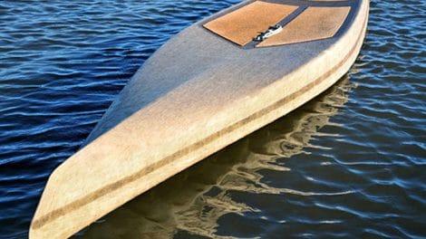Stand up paddle Brown Sugar 12'6 vu au Salon Nautique Paris 2012