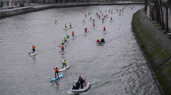 Retour sur le Stand Up paris Crossing 2012