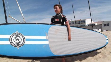 Maximum Glisse, une école de stand up paddle en Vendée