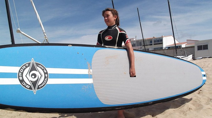 Maximum Glisse, une école de stand up paddle en Vendée