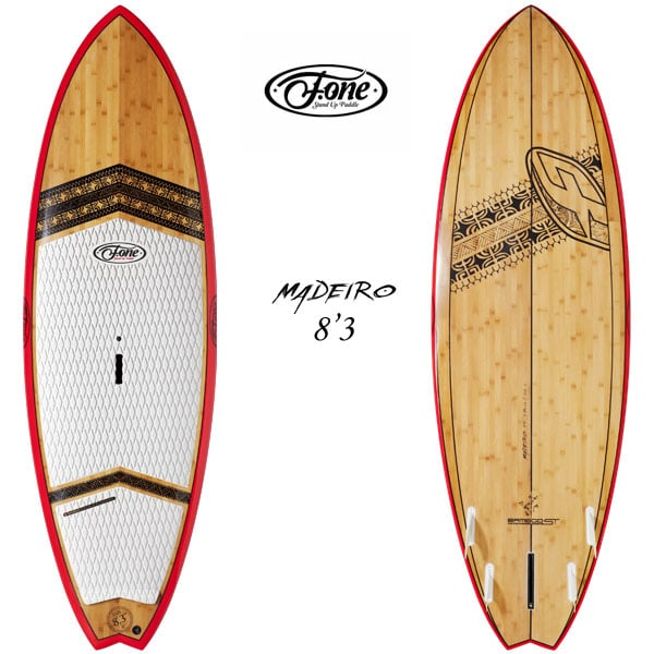 F-One Madeiro stand up paddle 8'3