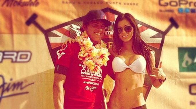 Kai Lenny vainqueur de la première manche du Stand Up Paddle World Tour
