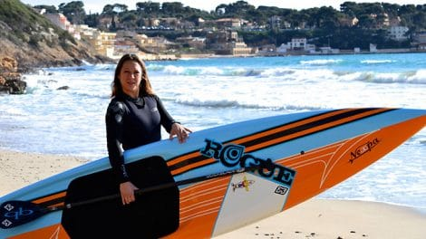 Interview de Laetitia Isnardon du team Rogue Sup