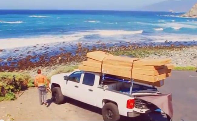 Santa Cruz Shootout Riviera Paddlesurf 2013
