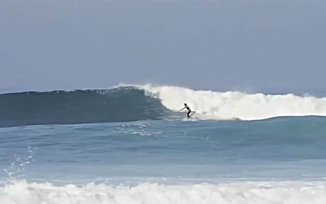 Startboard stand up paddle trip aux Canaries