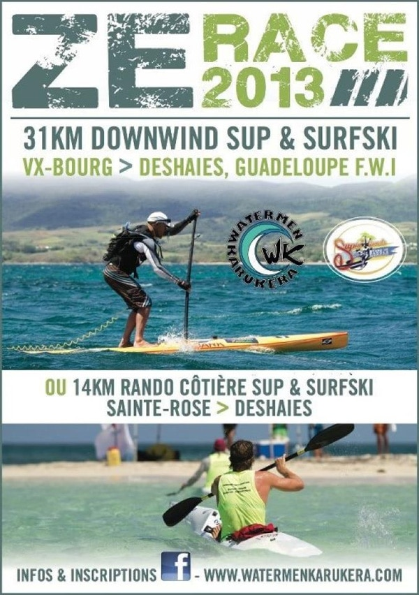 Ze Race made in Guadeloupe avec Canal Ploof !