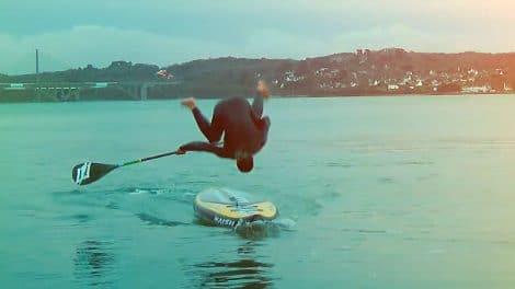 Philippe Mesmeur Sup Race Freestyle