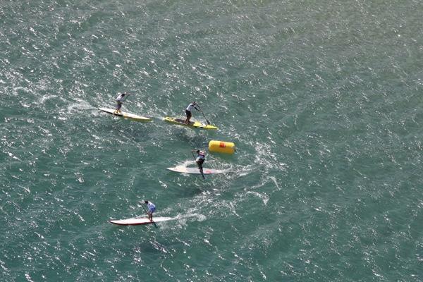 Du stand up paddle au mondial du vent 2013