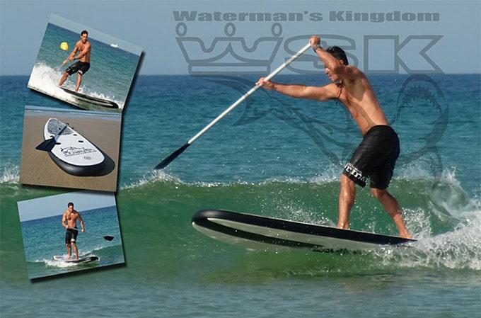 Waterman's Kingdom fabricant français de stand up paddle