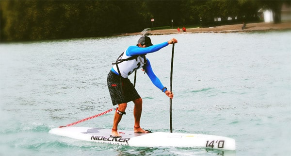 Alpine Lakes Tour 2013, les Crazy Games du lac d'Annecy