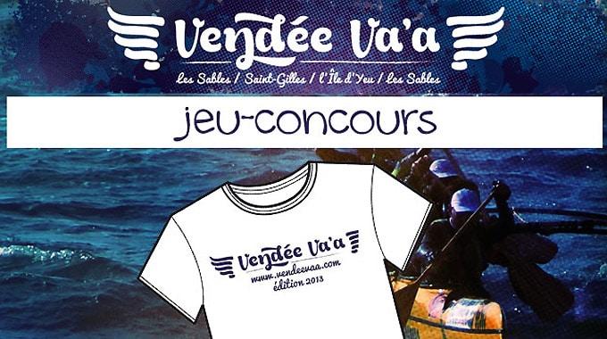 Jeu-concours Vendée Va'a et Sup-passion.com