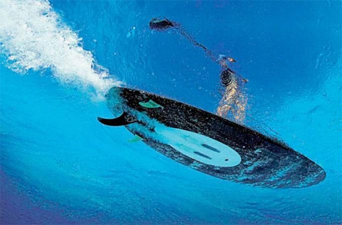 WaveJet, la planche de stand up paddle qui avance toute seule !