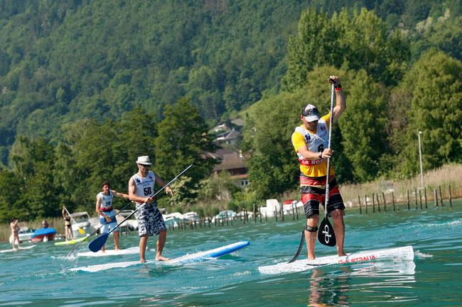 Retour sur la Crazy Paddle Games à Annecy